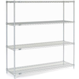 "Nexelate Wire Shelving 60""W X 18""D X 63""H"