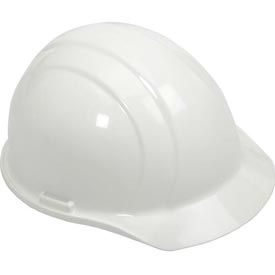 ERB™ 19761 Americana Hard Hat, 4-Point Pinlock Suspension, White