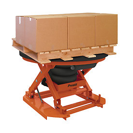 Portability Package for PrestoLifts™ P3-AA Pallet Positioner (Factory Installed)