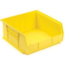 Akro-Mils 30235 Yellow Bins Case of 12 for Two-In-One Plastic Stock & Utility ProCarts - Pkg Qty 12