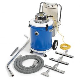 Mastercraft 1510W Wet Dry Vacuum with 12 Gallon Steel Tank