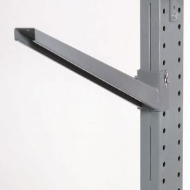 "Cantilever Rack Inclined Arm, 24"" L, 1200 Lbs Capacity"