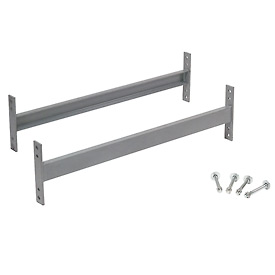 "Cantilever Rack Horizontal Brace Set, 35"" W, For 10', 12', 14' H Uprights"