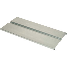 "Steel Deck 12""W X 24""D - 3 Pack - Galvanized"