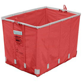 Dandux Vinyl Replacement Liner 400065G10R 10 Bushel Red