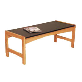 "Wooden Mallet Coffee Table -48-1/2"" - Medium Oak"
