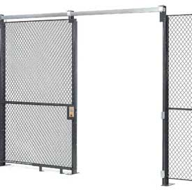 Wire Mesh Sliding Gate - 8x5