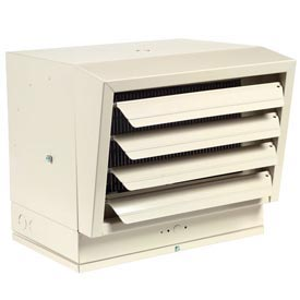 Berko® Industrial Electric Horizontal Unit Heater HUH1048M, 10kw, 480v