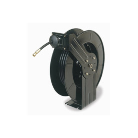 Grease Hose Reel With 50 Foot Hose 1/4 Inch I.D.