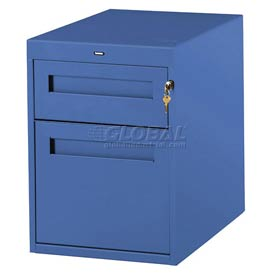 Utility Drawer & File Drawer For 36 Inch Wide Tech Bench Blue