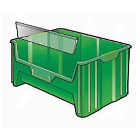 Quantum Clear Window WGH600 For Bin Model 652733 (QGH600) Sold Per Carton
