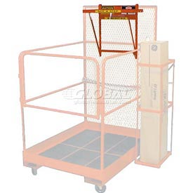 Maintenance Platform Hanging Tool Shelf for Forklift Maintenance Platform