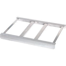 "PVI, DG2036, Bridge For Aluminum Dunnage Rack 36""W x 20""D"