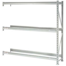 "Heavy Duty Tire Rack 3 Tier Add-On 72""W x 18""D x 72""H"