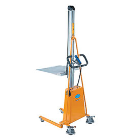 Wesco® Battery Powered Office Lift Truck 272468 220 Lb. Cap.