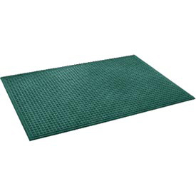 "Heavyweight Indoor Entrance Mat 3/8"" Thick 24"" X 36"" Green"