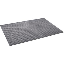 "Heavyweight Indoor Entrance Mat 3/8"" Thick 36"" X 60"" Gray"
