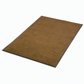 "Plush Super Absorbent Mat 48""W X 72""L Walnut"