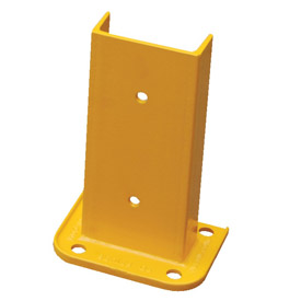 "Steel Rack Guard 5.5""Wx3.75""Dx12""H"