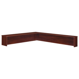 Bush Furniture Reception Hutch - Hansen Cherry - Series C