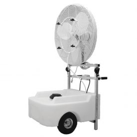 "J&D 24"" Portable Oscillating Misting Fan VPC24-POWOSC"