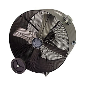 TPI PB36BHL,36 Inch Portable Blower Fan Belt Drive Hazardous Location 1/2 HP 6900 CFM