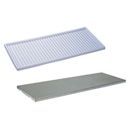 Pesticide Additional 30/45 Gallon Poly Tray & Shelf