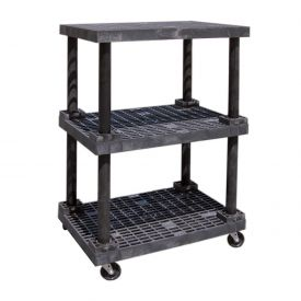 SPC Dura-Shelf® Truck MDS3624X3 3 Shelves 600 Lb. Cap.