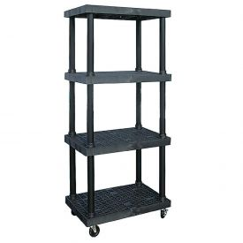 SPC Dura-Shelf® Truck MDS3624X4 4 Shelves 600 Lb. Cap.