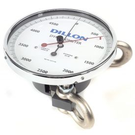 "Dillon AP Mechanical Dynamometer 10"" Dial 2,000lb x 10lb"