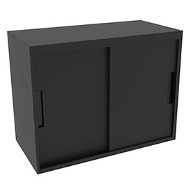 "Overfile For 36""W Lateral File Black"