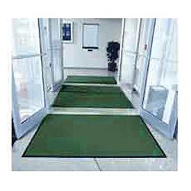 "Entryway Mat Lobbies Scraper 36"" X 120"" Green"