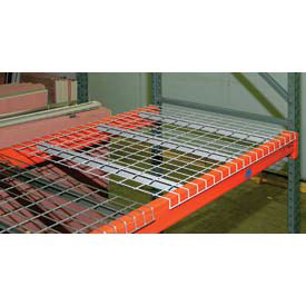"Wire Mesh Decking 58""L X 48""D 2630 Lb Capacity"
