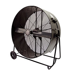 TPI PBS48DOP,48 Inch Portable Blower Fan Direct Drive Swivel Base 3/4 HP 11800 CFM