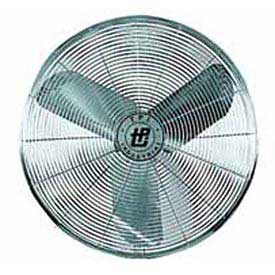 TPI IHP24H277,24 Inch Specialty Fan Head Non Oscillating 1/3 HP 4300 CFM 1 PH