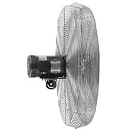 TPI ACH24EX1,24 Inch Specialty Fan Head Non Oscillating 1/4 HP 4300 CFM 1 PH
