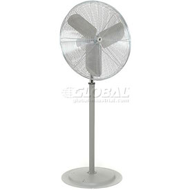 TPI 653390,30 Inch Washdown Rated Pedestal Fan 1/3 HP 5400 CFM