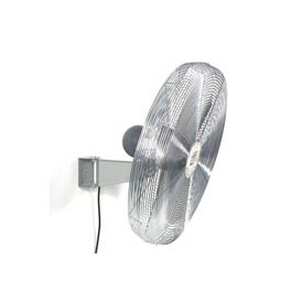 TPI 653398,30 Inch Wall Mount Fan 1/3 HP 5400 CFM 1 PH 277V Totally Enclosed Motor