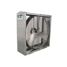 "36"" Whirlwind Box Fan Direct Drive 115/230v"