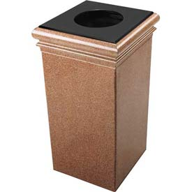 Concrete Waste Container 30 Gallon - Sedona