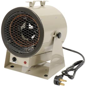 TPI Fan Forced Portable Heater HF685TC - 3600/4800W 208/240V 1 PH