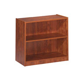 Regency 30 Inch Bookcase in Cherry - Manager Series