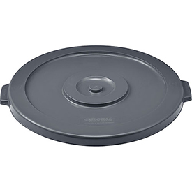 Global™ Trash Container Lid, Garbage Can Lid - 32 Gallon