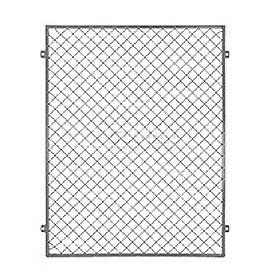 Husky Rack & Wire Security Wire Mesh Window Guard - Hinged 4' x 4'