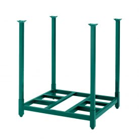 "Portable Stack Rack 60""W X 42""D X 48""H"