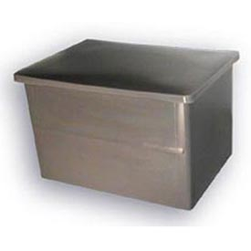 Bayhead Storage Container with Lid VT-20 - 32-1/2 x 23-1/2 x 20 White