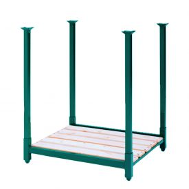 "Portable Stack Rack 60""W X 42""D X 36""H"