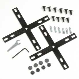 4 Way Connector Kit For Office Partitions