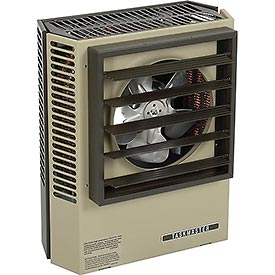 TPI Horizontal/Vertical Discharge Fan Forced Suspended Unit Heater G1G5103N - 3300W 277V 1 PH