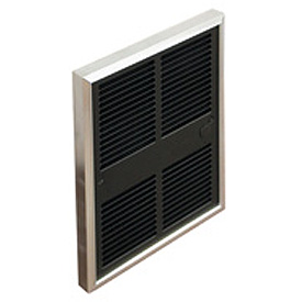 TPI Fan Forced Wall Heaters With Single Pole Thermostat H3052TDWB - 2000/1500/1000/750W 240/208V
